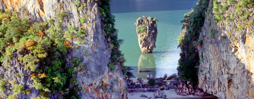 North of Phang Nga Bay