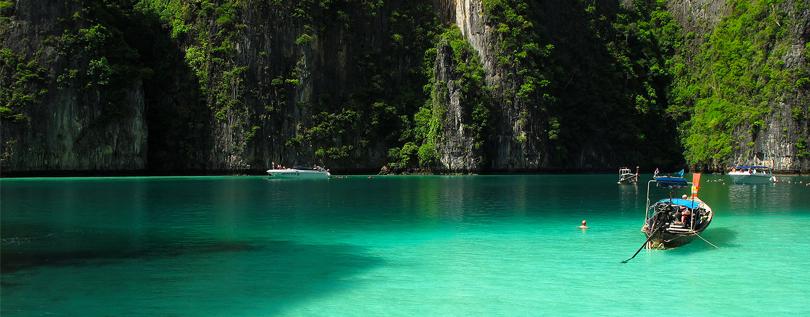 East of Phang Nga Bay