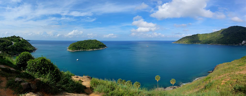 West coast of Phuket