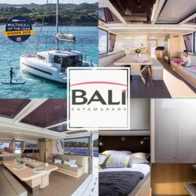 Asia Marine Appointed Exclusive Dealer for Bali Catamarans in Thailand