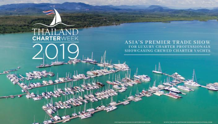 Thailand Charter Week - 16th to the 21st of November 2019
