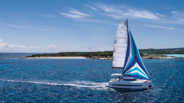 A Closer Look at the Bali 4.1 Sailing Catamaran