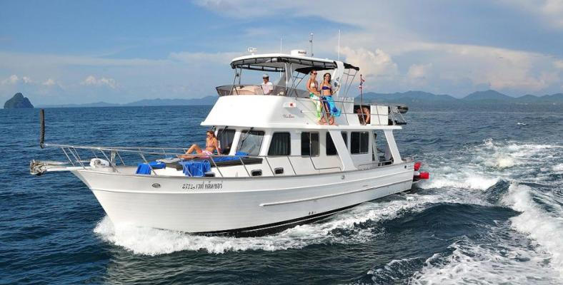 Step Aboard with Asia Marine!