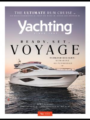 Numarine 60 Fly on Yachting Magazine in the USA
