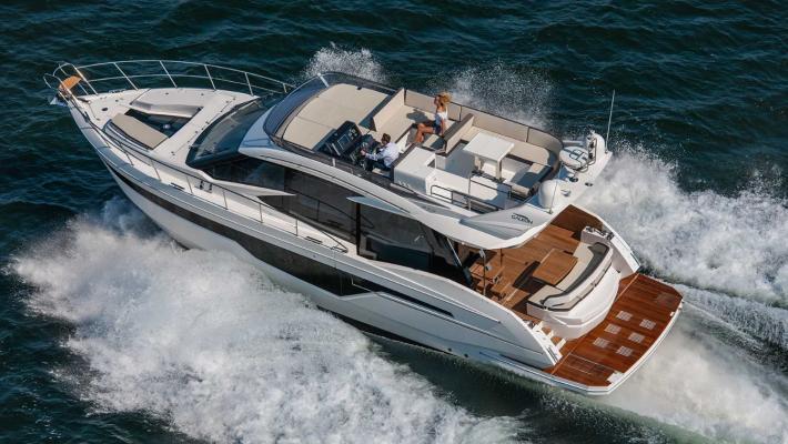A unique opportunity to own a 1/3 share in a brand new Yacht