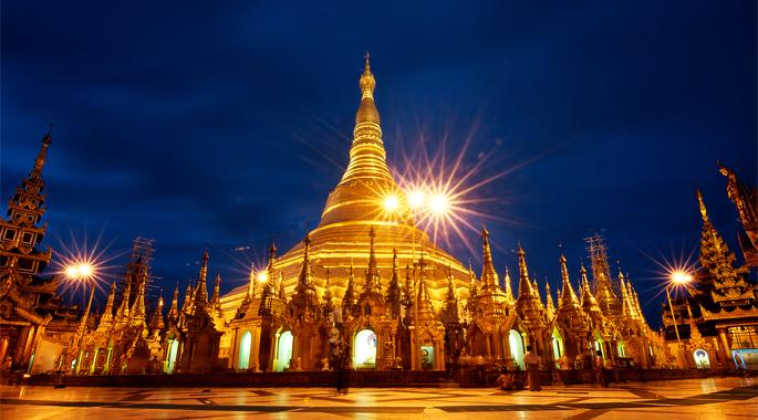 Burma Destination: Asia Marine yacht charter and brokerage