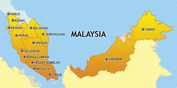 Map Of Asia Malaysia.Malaysia Destination Asia Marine Yacht Charter And Brokerage Phuket