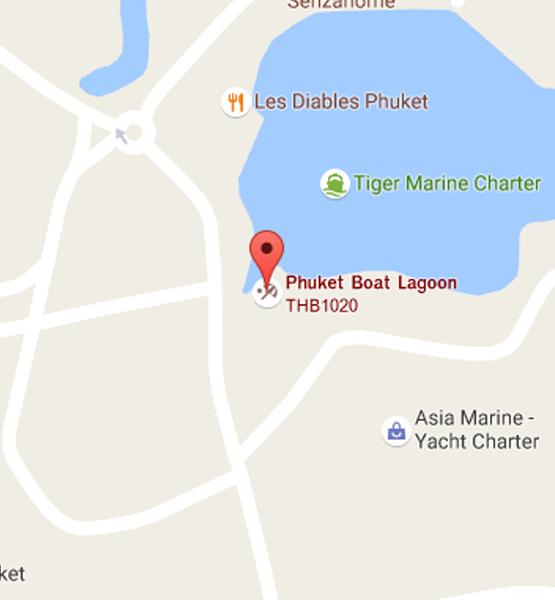 Cruising Guide / Marinas : Asia Marine yacht charter and