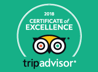 2018 Certificate of Excellence's